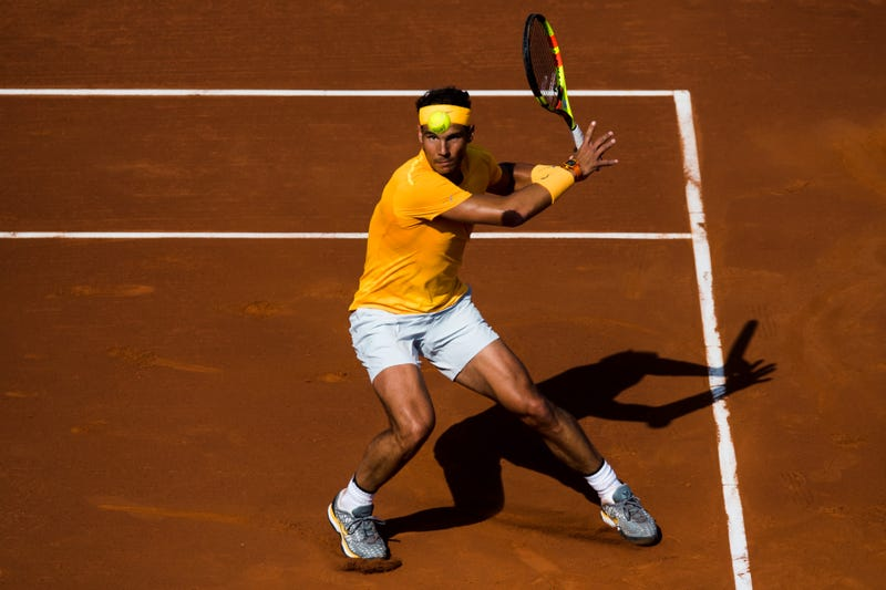 Illustration for article titled Rafa Is Somehow Still Setting New Records On Clay