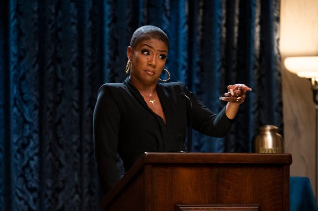 Phoebe Robinson, Tiffany Haddish, and more very funny women read 2020 for filth in the trailer for Yearly Departed