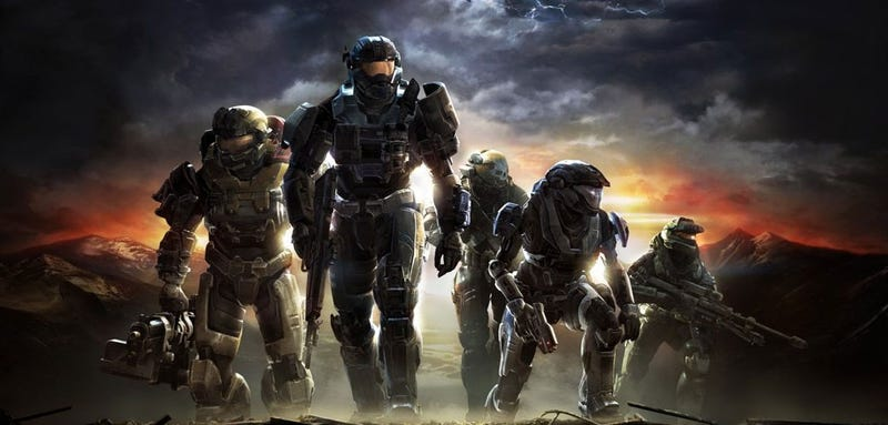 """Illustration for article titled Halo Reach's PC Test """"Illegally Distributed"""", Players Facing Bans"""
