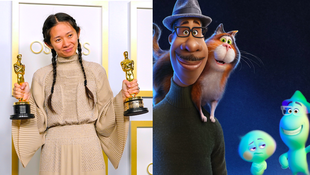 Your 2021 Oscar Winners: Chloe Zhao s Nomadland and Pixar s Soul Stand Tall
