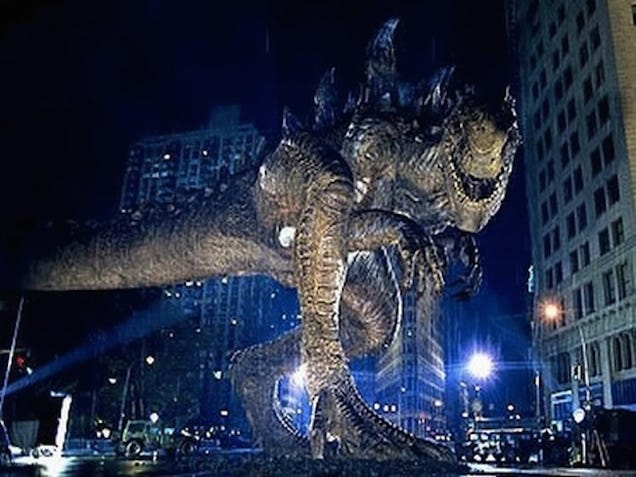 Worst Godzilla Ever: Why Japan Hated (And Murked) The '98 ...