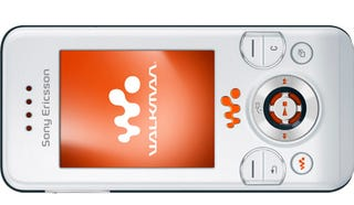 Illustration for article titled Sony Ericsson W580i Available From AT&T
