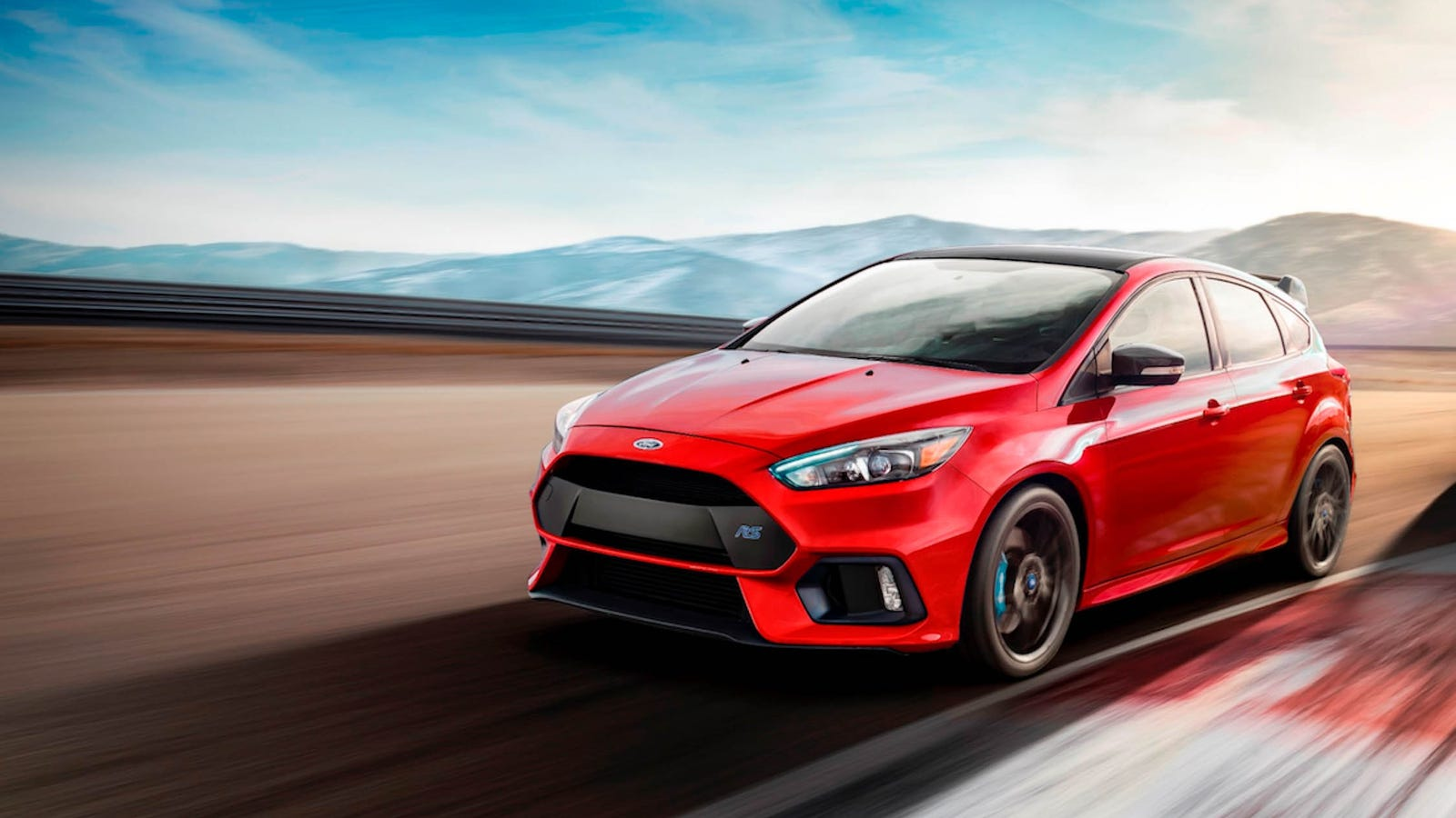The 2018 Ford Focus RS Costs $5,000 More But Here's Why It's ...