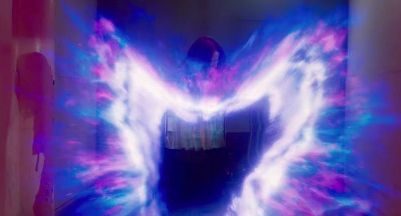 A still from The Gifted, the new X-Men show. Image: YouTube