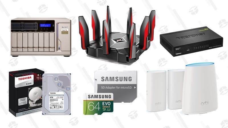 Networking and Storage Gold Box | Amazon