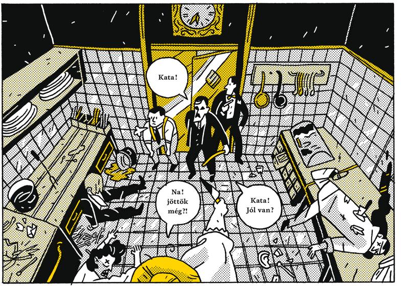 Illustration for article titled Repülőrajttal indult a Nyugat + zombik kampánya