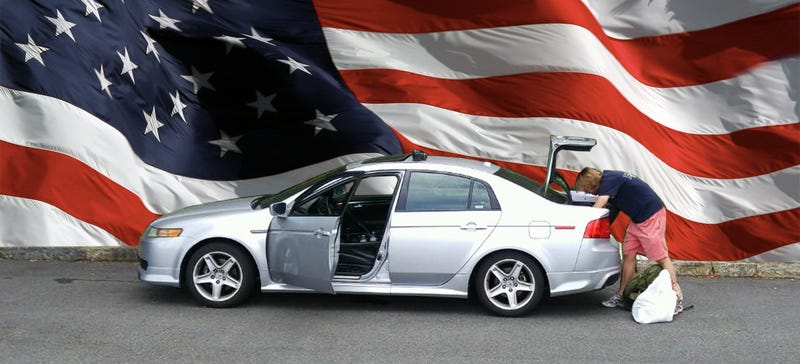 Illustration for article titled We're Crossing The Country In America's Finest Practical Commuter Car