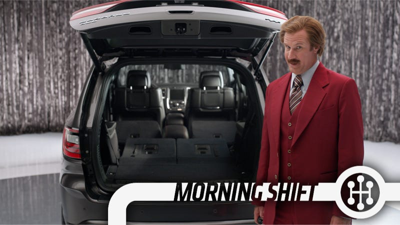 Illustration for article titled Ron Burgundy Ads Help The Dodge Durango Stay Classy