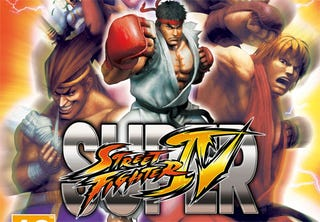 Illustration for article titled Europe Wins The Super Street Fighter IV Box Art Battle