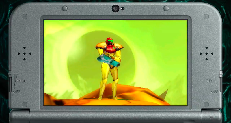 Samus Returns Trailer & Release Date — Metroid