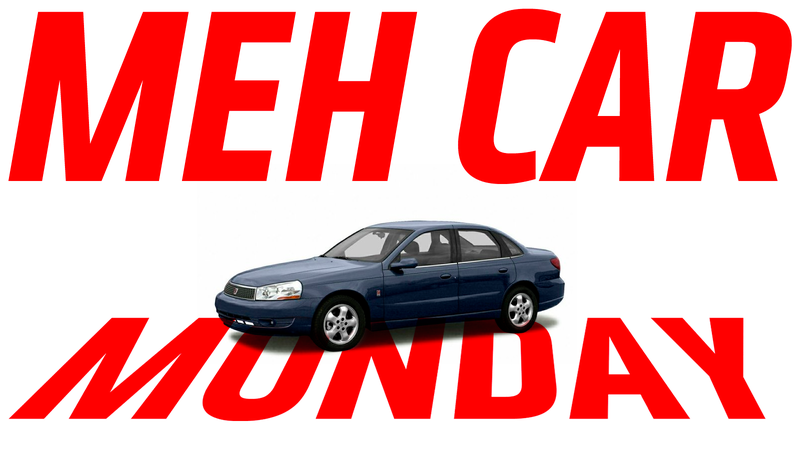 Illustration for article titled Meh Car Monday: Don't Pretend Anyone Even Remembers The Saturn L-Series