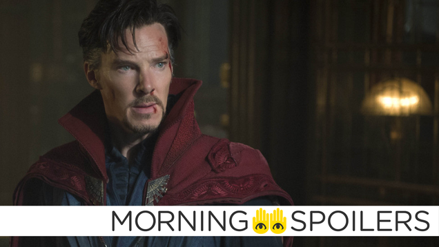 Updates From Doctor Strange 2, The Walking Dead, and More