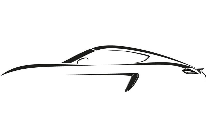 Illustration for article titled The New Cayman and Boxster Have Been Announced!