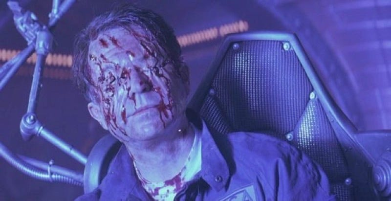 Cult classic Event Horizon is a suitable choice for any Hell-themed film festival.