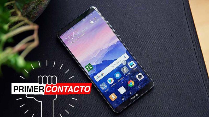 Huawei lanza los nuevos Mate 10 y Mate 10 Pro