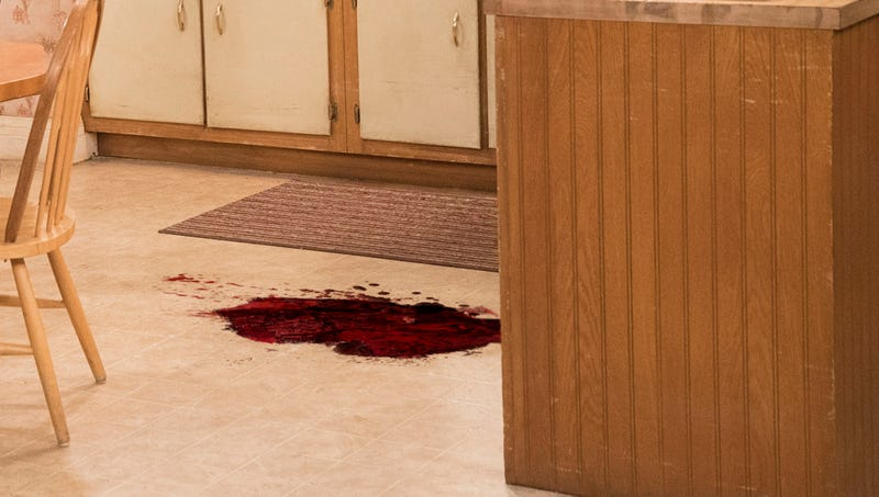 Illustration for article titled 'Roseanne' Spinoff Showrunner Hopes Big Puddle Of Blood In Kitchen Enough To Explain Main Character's Disappearance