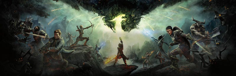 Illustration for article titled Dragon Age: Inquisition Has A Filler Problem