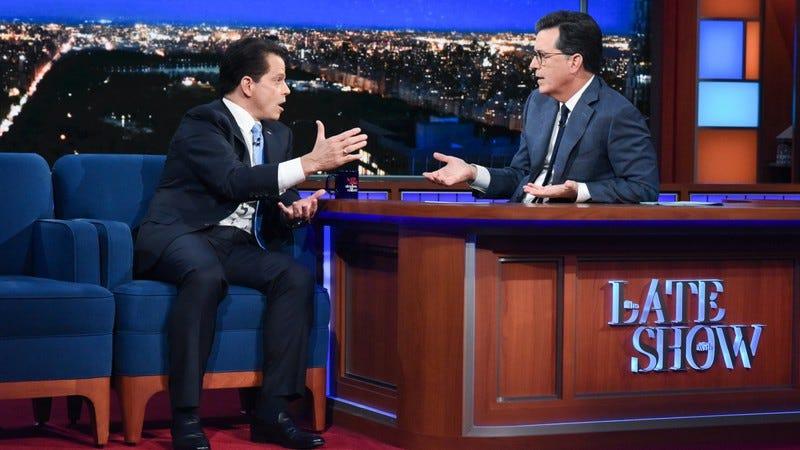The Late Show With Stephen Colbert (Photo: Scott Kowalchyk/CBS)