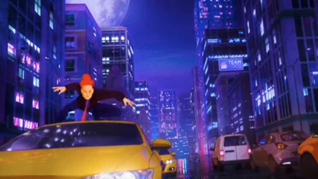 Conan at Comic-Con goes Into The Spider-Verse and hunts for the new Indy