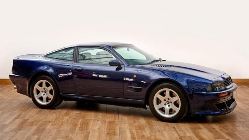 Live Your Best Life With This $450,000 Aston Martin Vantage