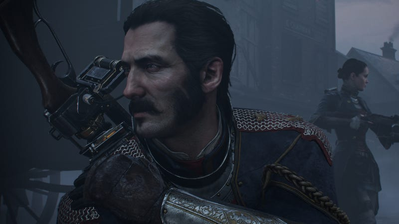 Illustration for article titled Playing The Order 1886 Feels Like Shooting Through an Old Movie