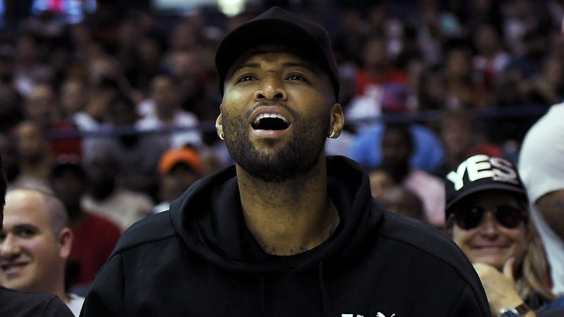 The Nihilist's Guide To DeMarcus Cousins's Injury