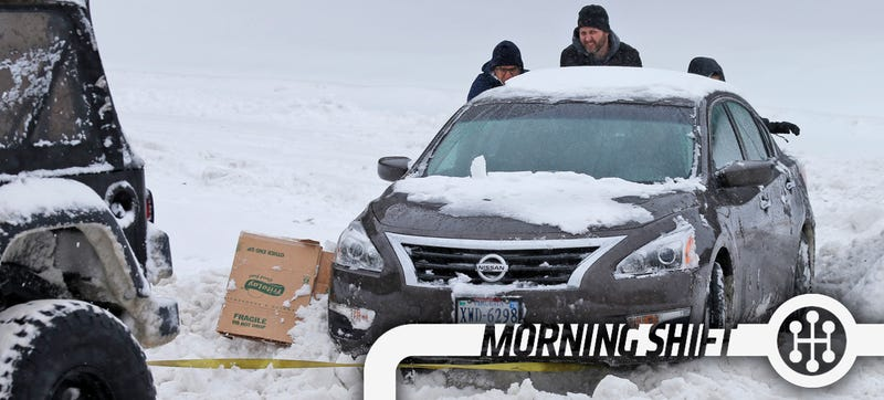 Illustration for article titled Automakers And Dealers Are In Blizzard Recovery Mode