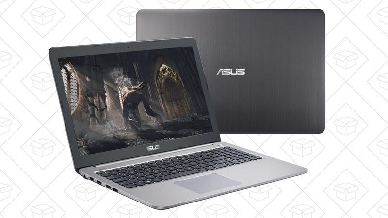 """ASUS 15.6"""" Gaming Laptop, $799"""