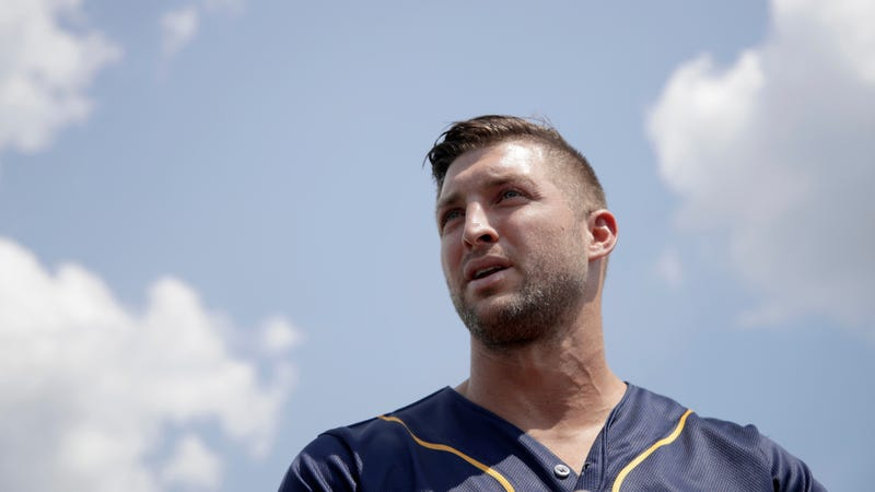 Illustration for article titled If When You Do What Is Right And Suffer For It You Patiently Endure It, This Finds Favor With God; Tim Tebow Lands On Disabled List