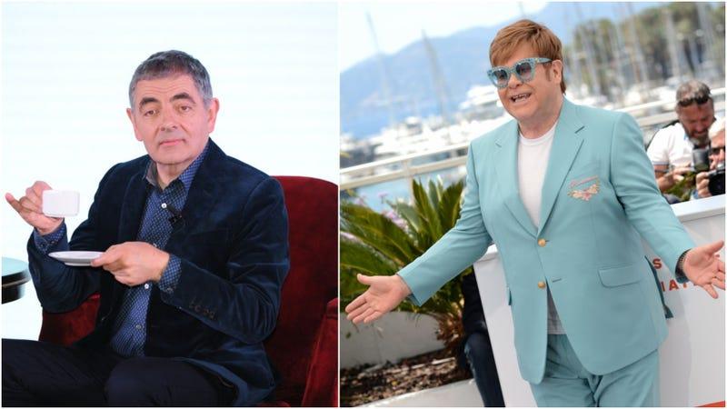 Last Call: The time Rowan Atkinson interviewed Elton John