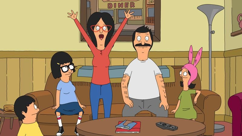 Illustration for article titled Read This: An inside look at the Bob's Burgers songwriting process