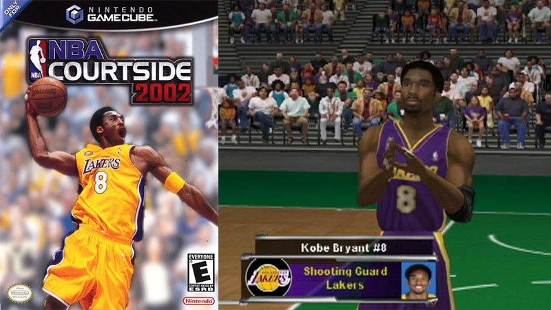 Kobe Bryant's 20-Year Career, In Video Games