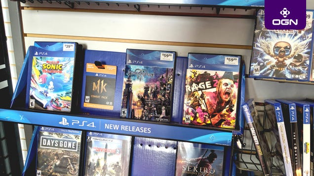 Deal Alert: Get 'Kingdom Hearts III' For Free For Next 30 Seconds While GameStop Clerk Is Dealing With Something In Back