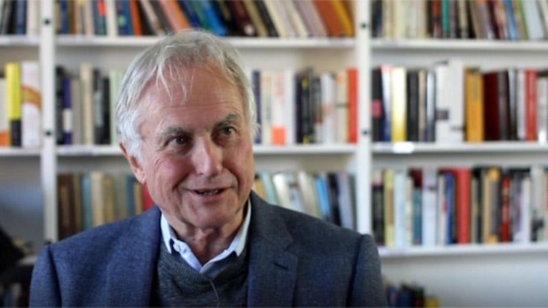 Illustration for article titled Richard Dawkins On Video Games, Brexit, And Trump