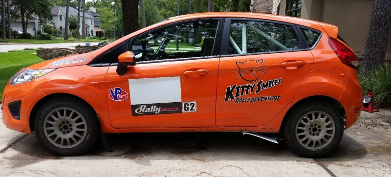 Maybe What You Need In Your Life Is This Rally Car For Sale