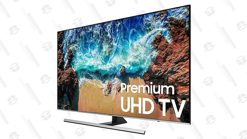 "Samsung 49"" 49NU8000 4K Smart TV 