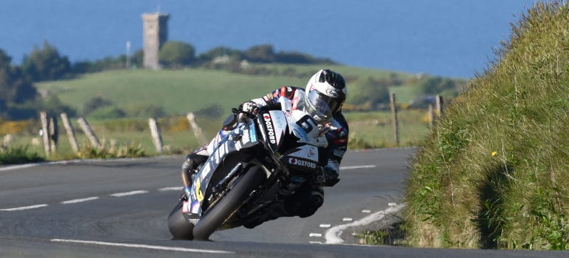 Photo credit: Isle of Man TT