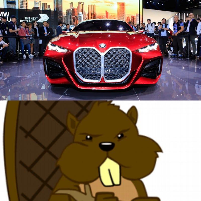 Illustration for article titled No, BMW. No. Nooooooooooooooooooooo.