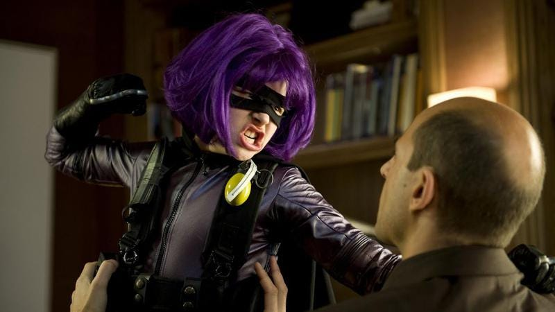 Illustration for article titled Matthew Vaughn is working on a Kick-Ass prequel and sequel