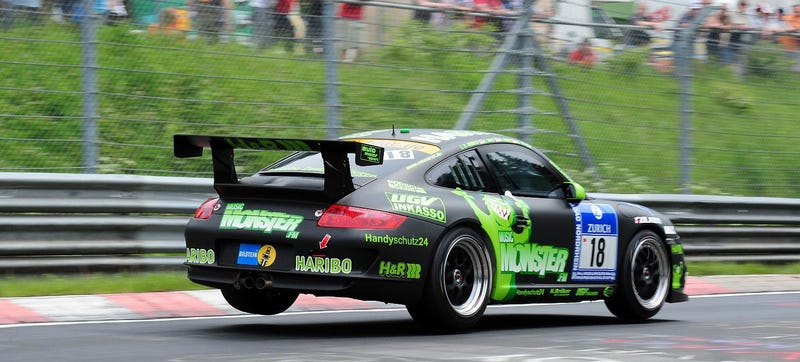 Illustration for article titled More Race Classes Banned At The Nürburgring