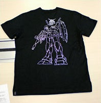 Illustration for article titled $1,690 Gundam Shirt Teases Us With Vomit
