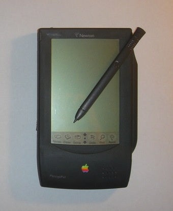 """Illustration for article titled The NYTimes Review of the Original Apple Tablet: """"Less Than Fulfilling"""""""
