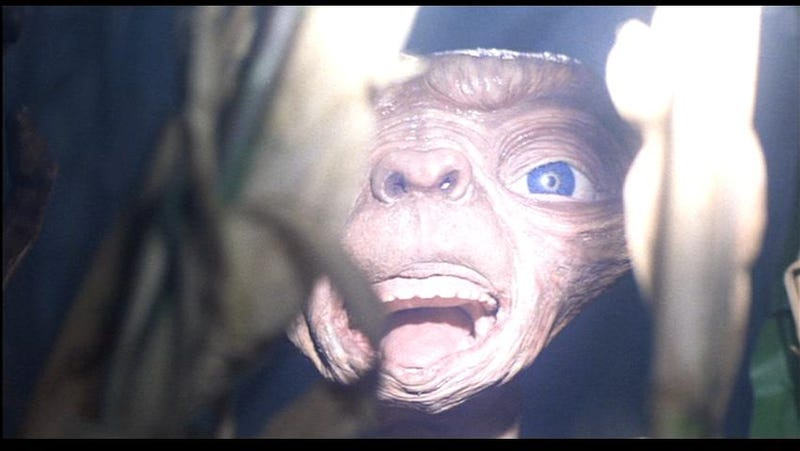 Illustration for article titled These Early Potential Versions Of E.T. Are Pretty Freaky