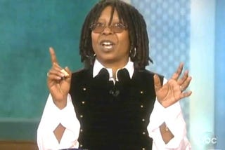 Illustration for article titled 15 Questionable Things That Whoopi Defended