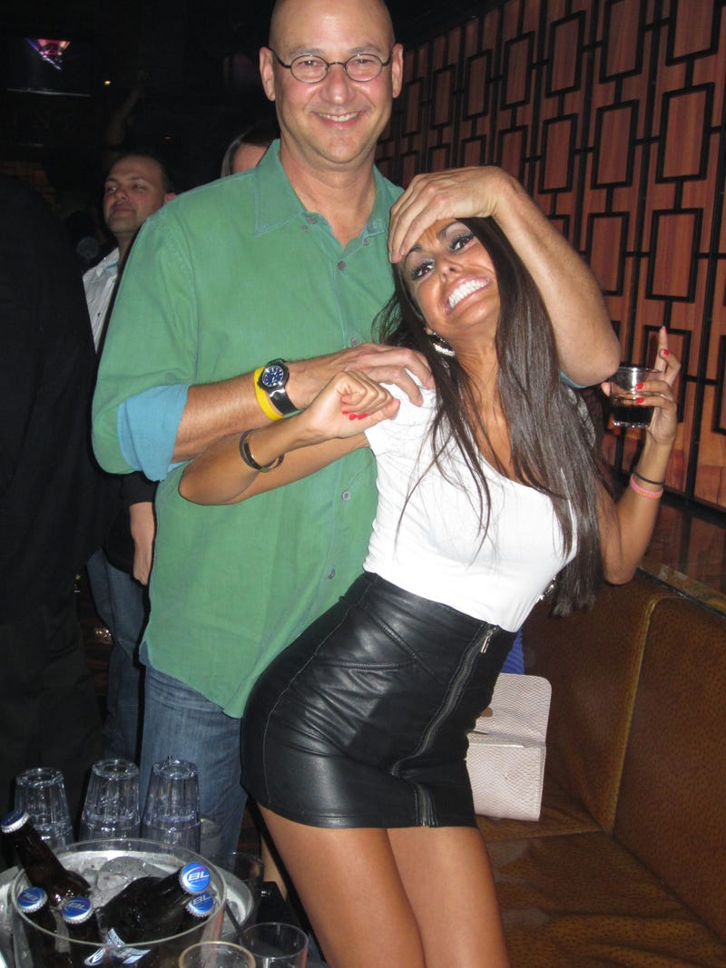 Illustration for article titled Report: This Is Also (Probably Not) Terry Francona's New 20-Something Girlfriend