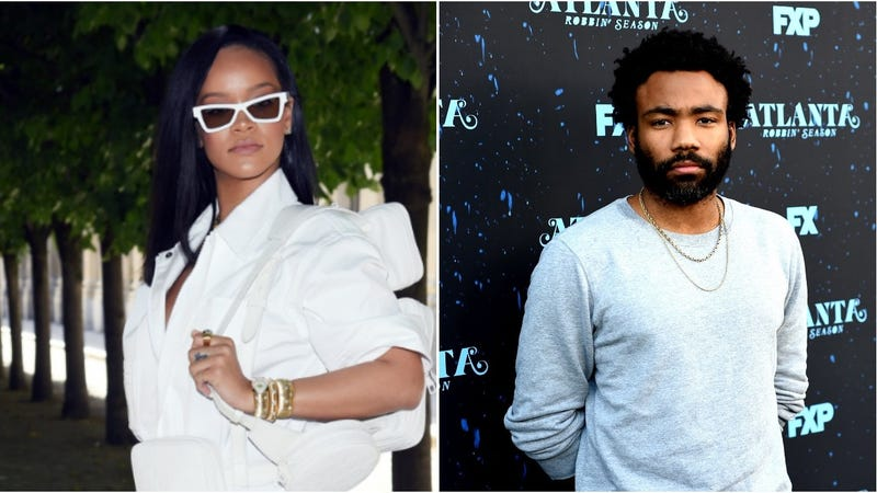 Illustration for article titled It's Rumor Time: Rihanna and Donald Glover may be filming something in Cuba with Hiro Murai