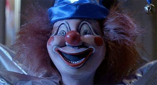 Illustration for article titled Kotaku Off Topic: Killer Clowns