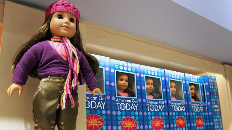 American Girl dolls are getting a live-action film, too