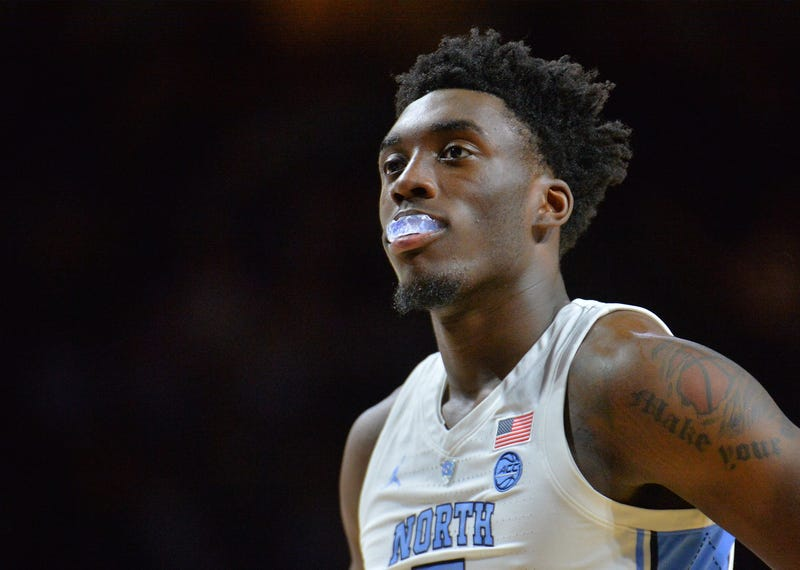 huge discount aedc9 99bce What's Wrong With North Carolina Freshman Nassir Little?
