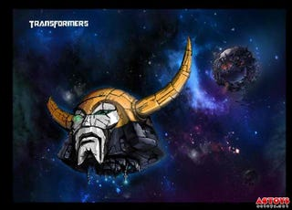Illustration for article titled UNICRON!